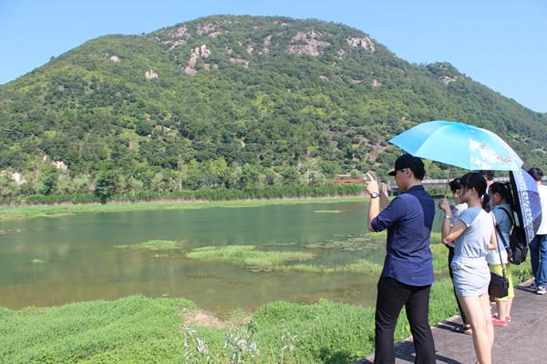 宁波北仑河口风景区